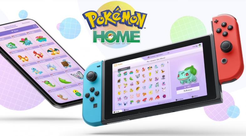 Pokémon Home :: Aquí tes os seus precios e as súas funcións