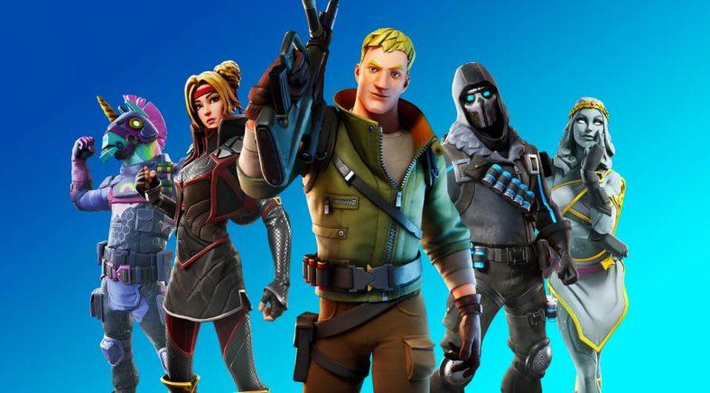 Fortnite repite posto como xogo máis lucrativo do ano