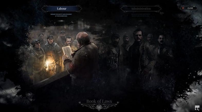 The Last Autumn, o prometedor DLC para Frostpunk, amósase nun longo adianto