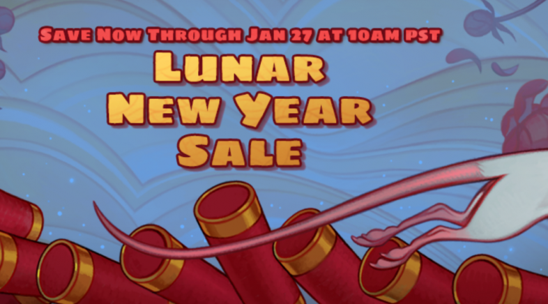 Doce juegos para comprar en las rebajas del Año Nuevo Lunar de Steam