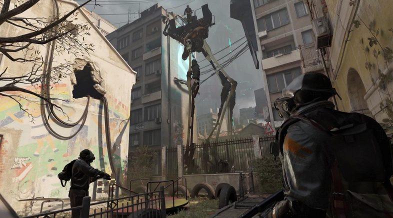 Half-Life Alyx confirma o seu lanzamento en marzo para Steam