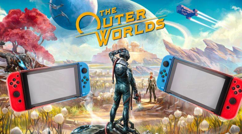 The Outer Worlds para Switch adía o seu lanzamiento por mor do coronavirus