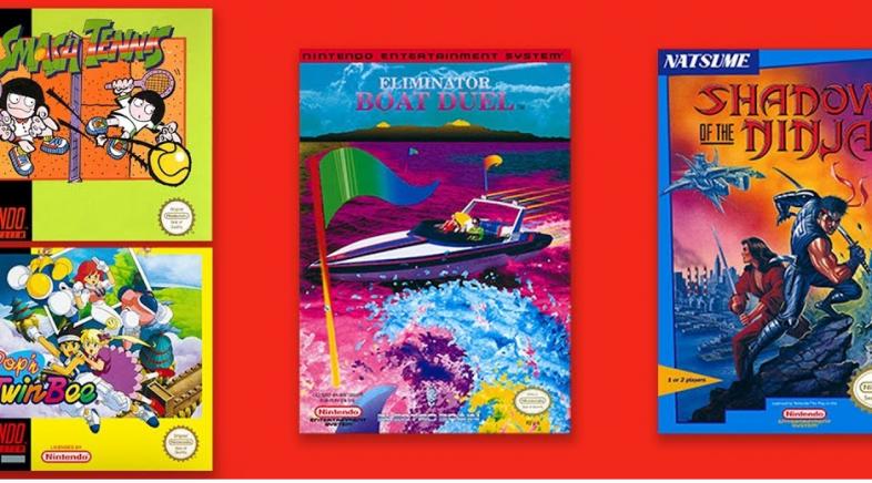 Nintendo Switch Online actualiza o seu catálogo con novos xogos clásicos
