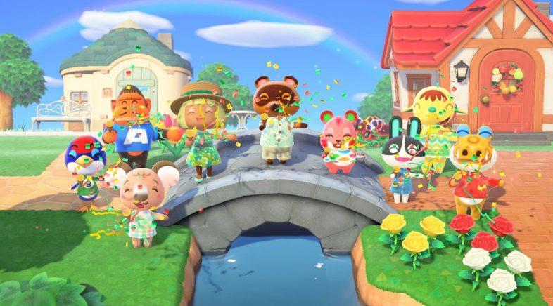 Animal Crossing: New Horizons chegará con 383 veciños no seu lanzamiento