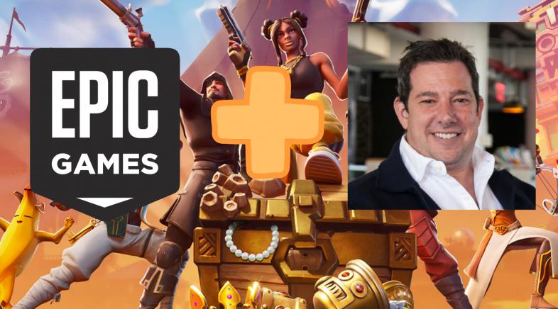 Epic Games estrena presidente: Adam Sussman, exdirectivo de Nike, EA e Take-Two