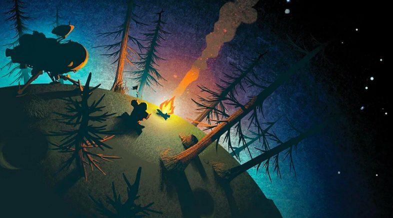 Outer Wilds fixa a súa data de lanzamento en Steam