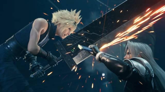 Final Fantasy VII Remake terá problemas de abastecemento da súa versión física