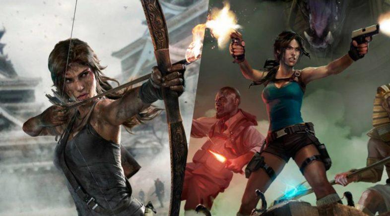 Square Enix ofrece de balde dous xogos da saga Tomb Raider
