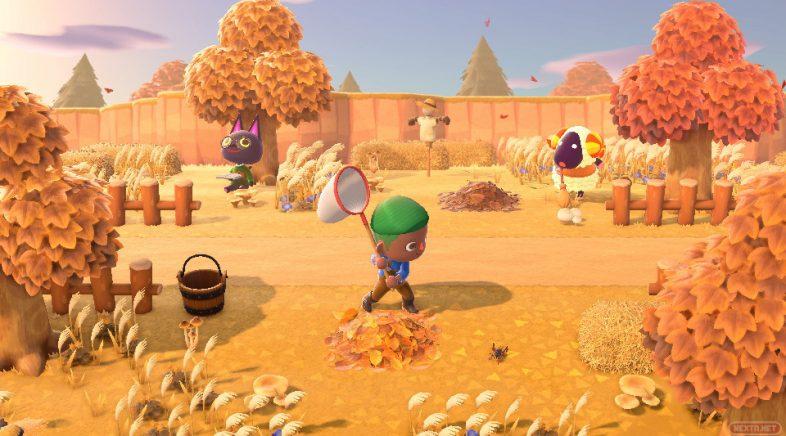 El primer parche de Animal  Crossing corrige el glitch de clonar objetos