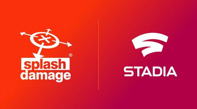 Splash Damage traballa nun título en exclusiva para Stadia