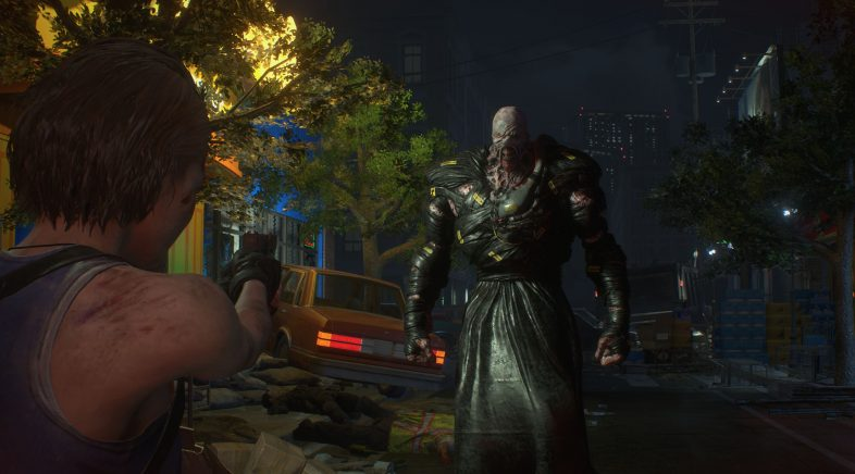 Resident Evil 3 amosa as rúas de Racoon City nun novo gameplay