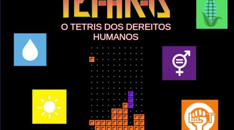 Un Tetris que lembra a loita polos Dereitos Humanos