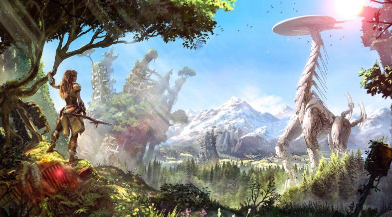 Horizon: Zero Dawn chegará a PC este verán