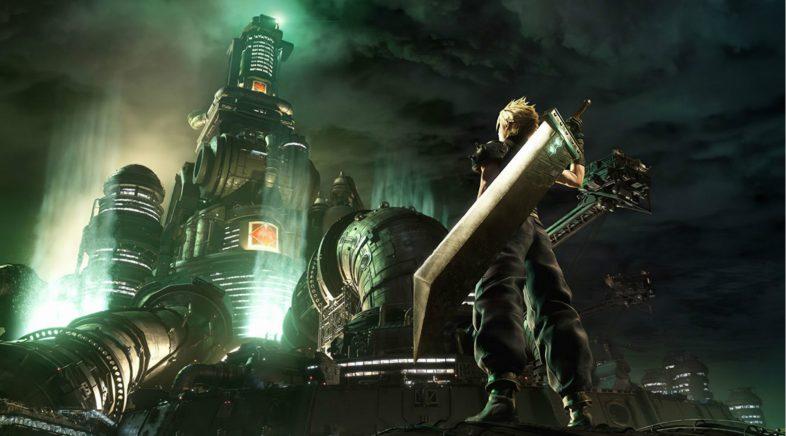 Volve a maxia, chega a demo de Final Fantasy VII Remake