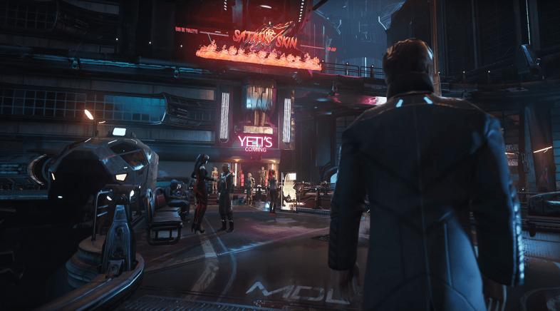 O RPG Gamedec chega a Kickstarter con novos adiantos do seu mundo mundo ciberpunk