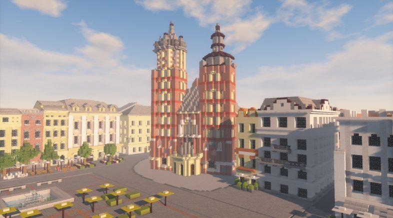 Polonia abre un servidor en Minecraft para nenos e estudantes