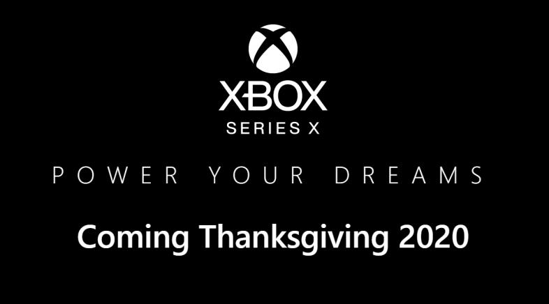 Xa hai data :: Xbox Series X sairá en Nadal