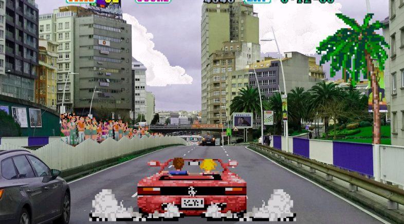 Ciudadano Game :: Galicia convertida nunha pantalla de videoxogo