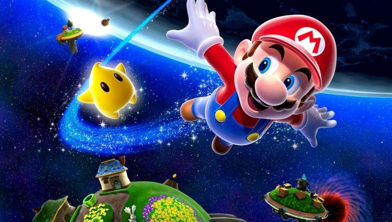 Nintendo prepara o lanzamento de varios xogos por mor do 35 aniversario de Mario