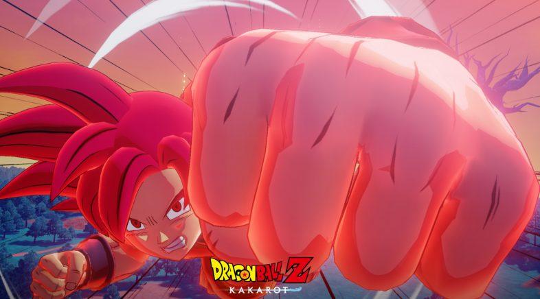 DB Super chega a Dragon Ball Z: Kakarot co seu primeiro DLC