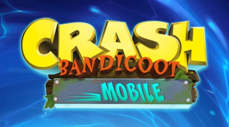Crash Bandicoot Mobile publícase por sorpresa en dispositivos móbiles