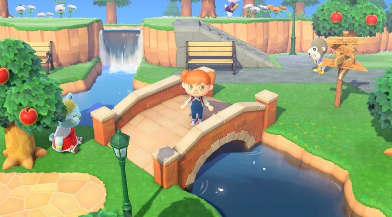 Animal Crossing bate a marca de maior número de copias dixitais vendidas nun mes