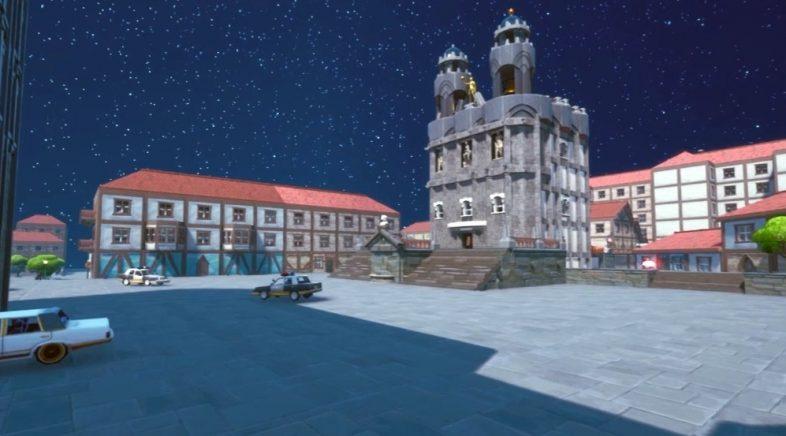 Fortnivedra, o mapa que recrea a Boa Vila en Fortnite