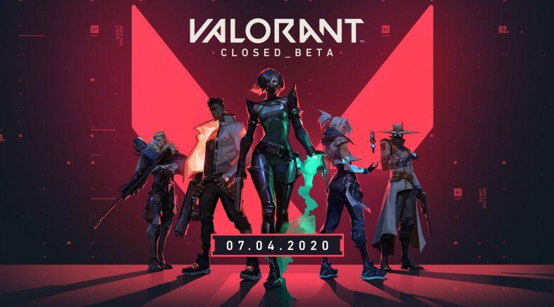 Valorant :: Todo listo para que empece a beta do novo de Riot