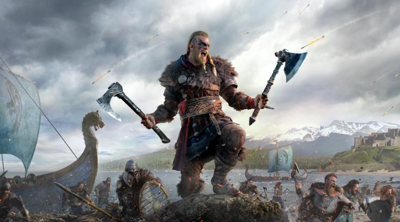 Así luce Valhalla, el futuro de la saga Assassin's Creed