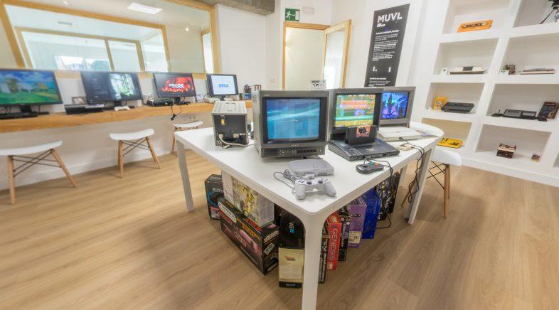 O Museo do Videoxogo estrea as súas visitas virtuais