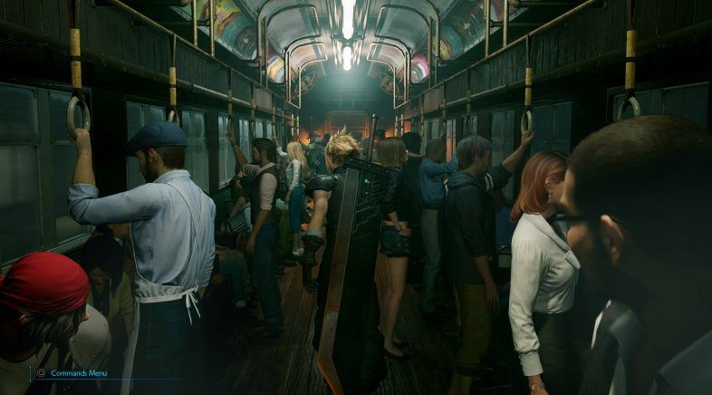 Final Fantasy VII Remake vendeu 3,5 millóns de copias en tres días