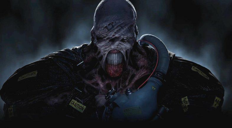 Resident Evil 3 :: Que fai un Nemesis coma ti nun sitio como este?