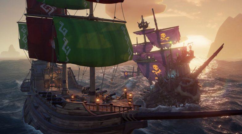 Ships of Fortune convierte en emisarios a los jugadores de Sea of Thieves