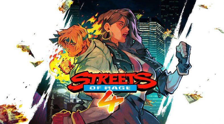 Streets of Rage 4 engade novos personaxes nun novo tráiler