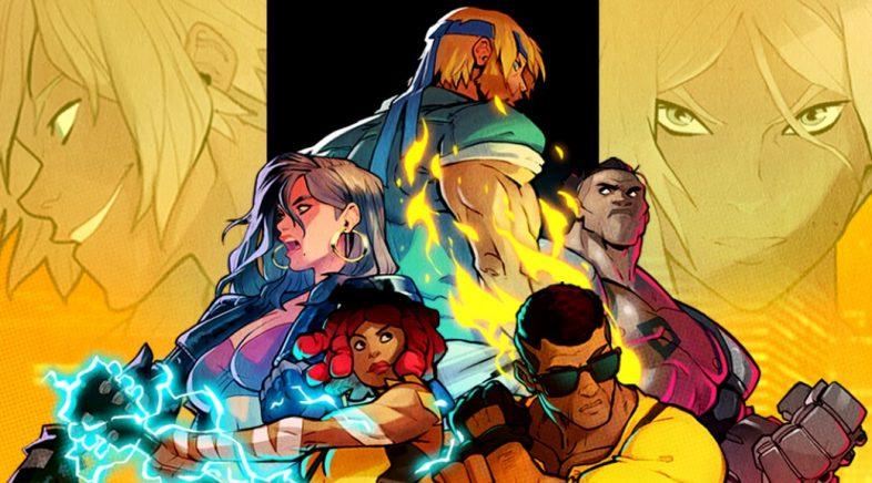 Streets of Rage 4 :: As labazadas que tiñan de volver