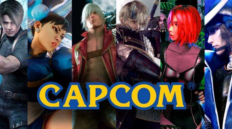 Capcom fai balance do ano e conta con varios lanzamentos para os vindeiros meses