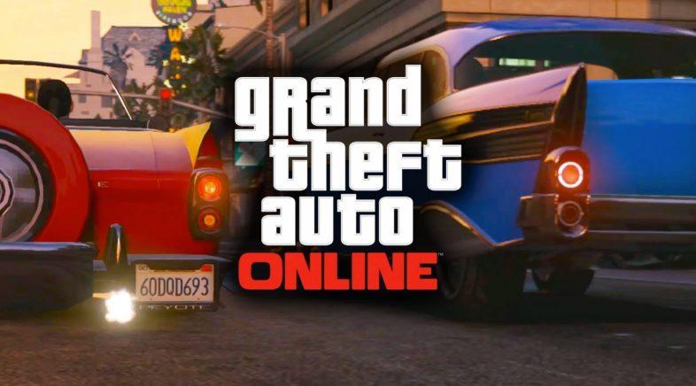 Os xogadores de GTA Online sofren o aumento de hackers nos servidores
