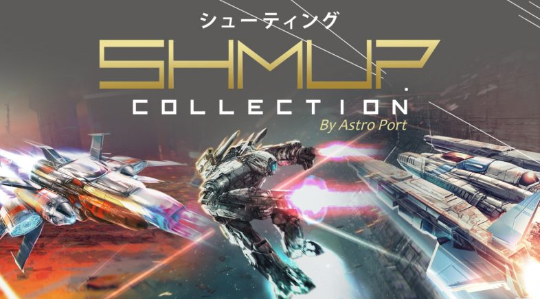 Shump Collection traerá tres títulos shoot'em up a Nintendo Switch
