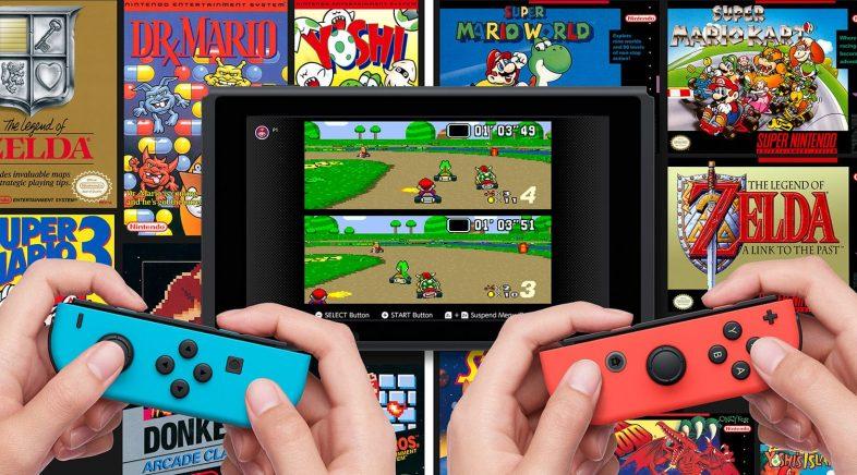 Nintendo Switch Online amplia o seu catálogo de NES e SNES con novos títulos en maio