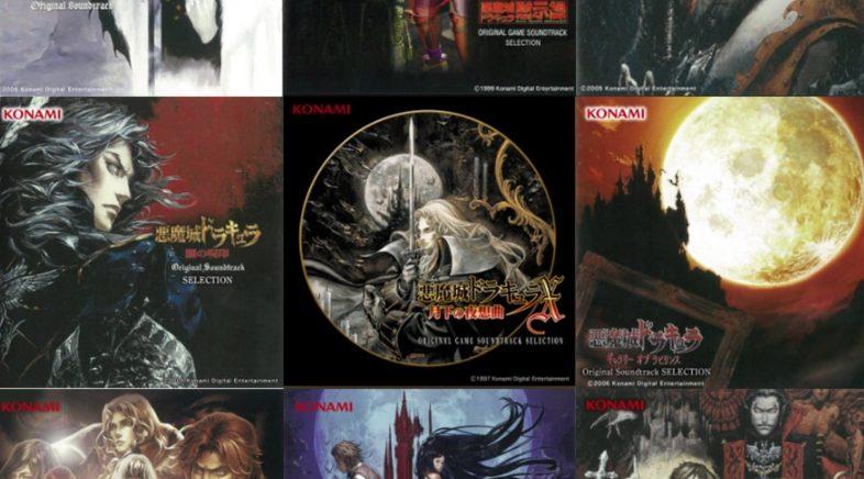 Konami lleva las melodías de Castlevania hasta Spotify