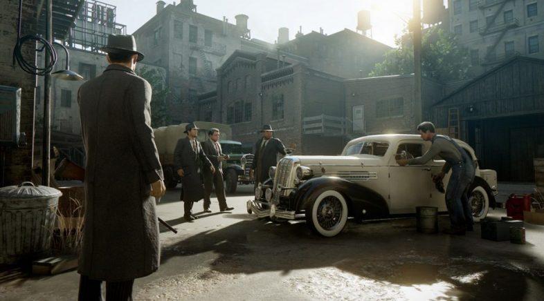 Mafia Trilogy :: Data, remake completo do primeiro e tráiler