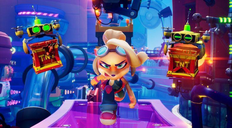 Crash Bandicoot 4: It´s About Time estrena tráiler y fecha de lanzamiento