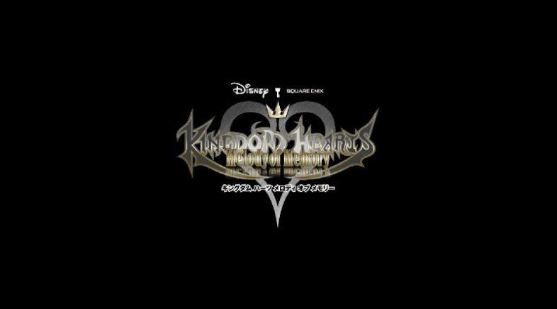 Chega Kingdom Hearts: Melody Of Memory, o novo xogo musical da franquía