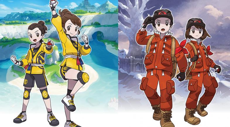 Pokémon Espada e Escudo daranlle a benvida á súa expansión en xuño