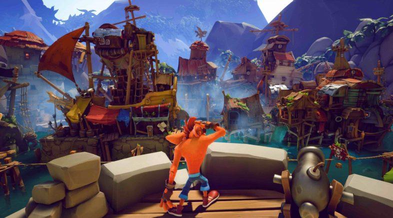 La cuarta entrega de Crash Bandicoot contará con más de cien niveles y micropagos