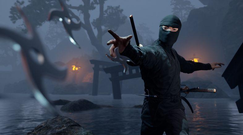 Así é Ninja Simulator, o título de sixilo que chegará a Steam