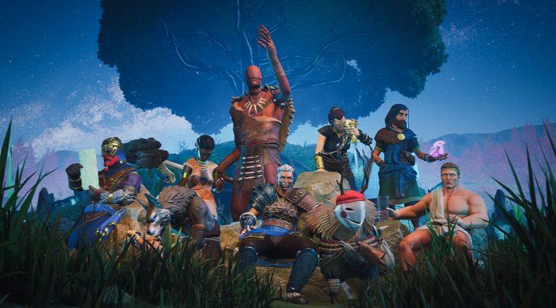 The Waylanders aterrará en Steam en menos dunha semana