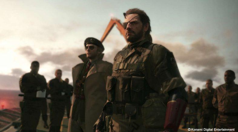 Os xogadores de PS3 desactivan todas as bombas e conseguen a paz mundial en MGSV