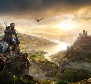 Fíltrase un vídeo de trinta minutos de gameplay de Assassin's Creed Valhalla