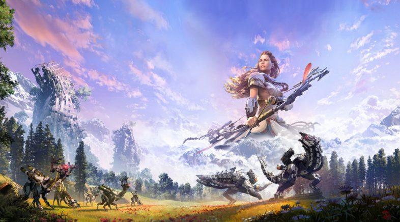 Horizon Zero Dawn xa abraza o éxito en Steam